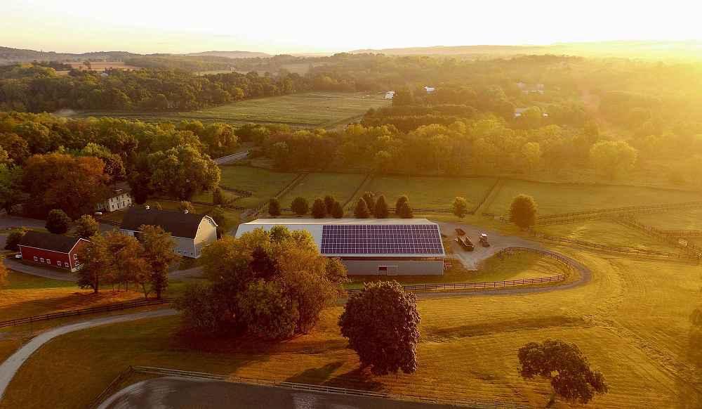 k solar farm 4443338 19201